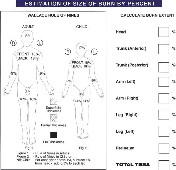 Burn Injuries